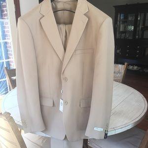 Other - Men's Classic Fit Suit 42L 36W Tan